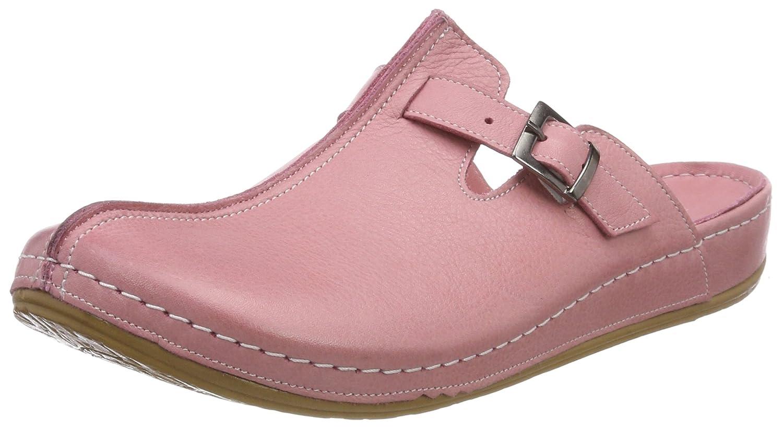 Andrea Conti 0021541, Zuecos para Mujer 36 EU|Pink (Rosa)