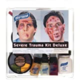 Graftobian Deluxe Severe Trauma Special FX Makeup Kit