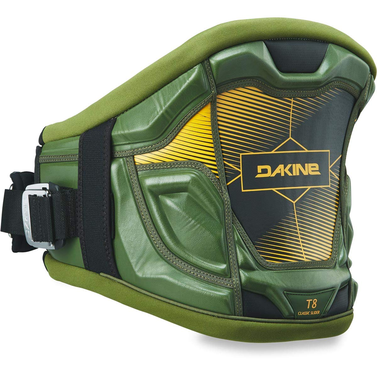 Dakine T-8 Classic Slider Windsurf Harness (Surplus, XLarge) by Dakine