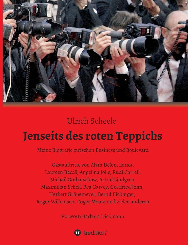 Jenseits Des Roten Teppichs German Edition Ulrich Scheele