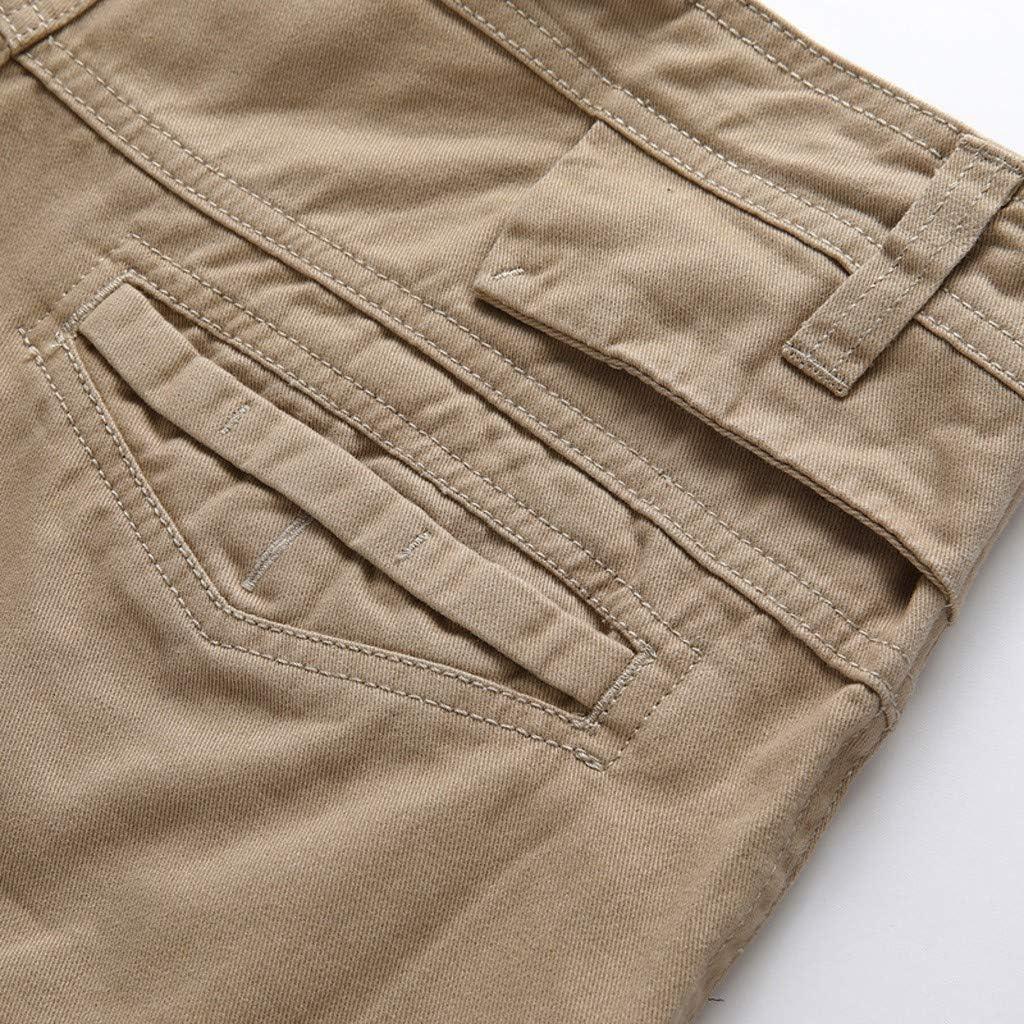 FRAUIT Bermuda Uomo Cotone Leggero Pantaloncini Corti Ragazzo Eleganti Pantaloni Uomini Estivi Slim Fit Pantalone Estivo Pantaloncino Corto da Spiaggia Mare Piscina Pantalone