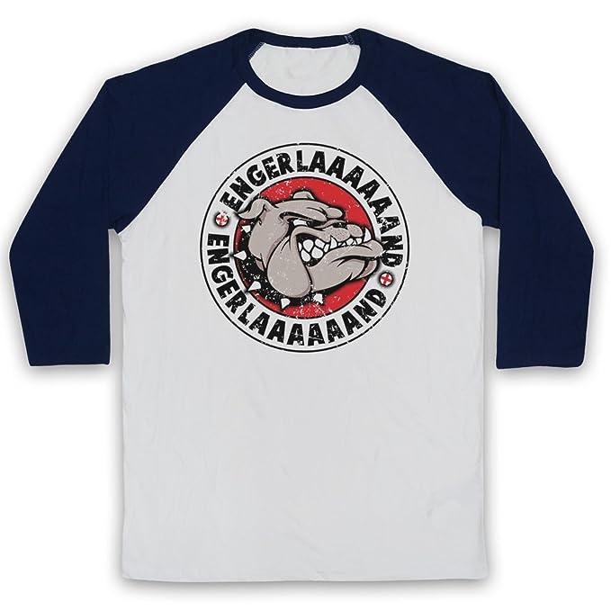 69b51ea7ac My Icon Art   Clothing English Bulldog England Parody Engerlaaaaaand Manga  3 4 Camiseta del