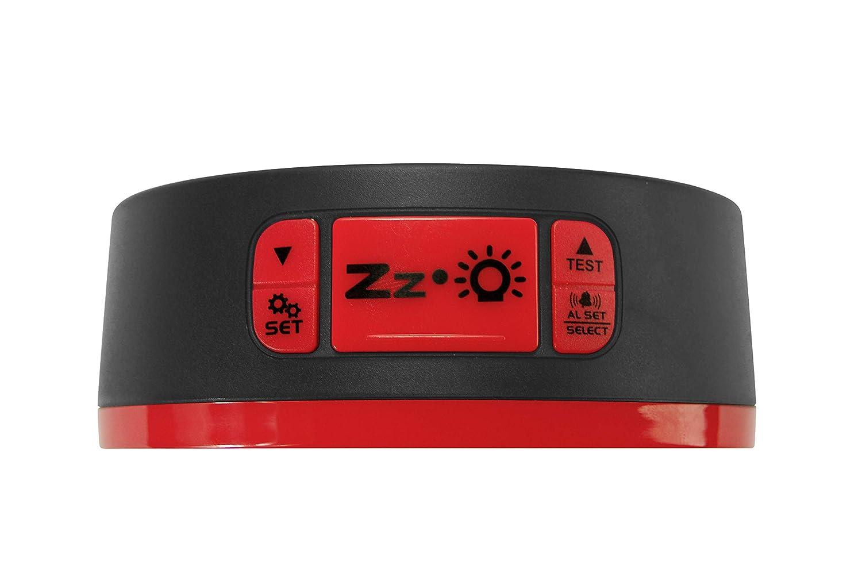 Alarm Clock with Extra Loud Alarm Shaker and Super Bright LED Flashing Lights Geemarc Telecom SA Wake N Shake Dynamite UK Version