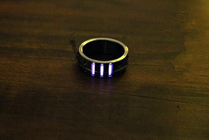 Glowing Ring Tritium Vials Self Luminous 25 Years Tritium Tube