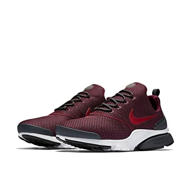 9549faacf0 Nike Mens Presto Fly SE Bordeaux/Noble Red-Anthracite 908020-601 (11 ...