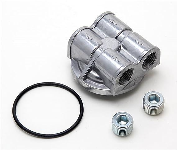 Amazon Com Trans Dapt 1458 Oil Filter Bypass Adapter Automotive