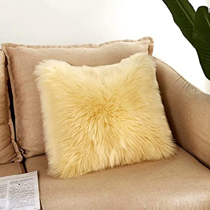 Amazon.com: Jpettie Decorative Square Throw Pillow Covers ...