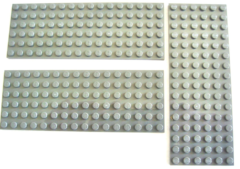 No: 30042 Lego Platte Falltür mit Rahmen 6x8 tan No: 30041 beige