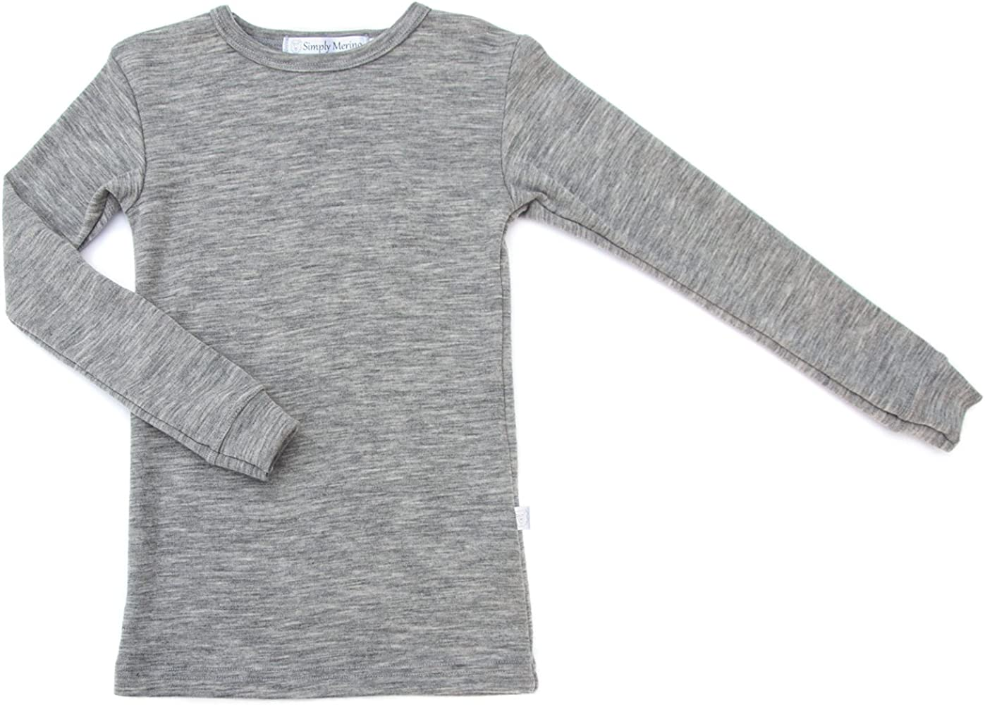 From Merino With Love Made in New Zealand 100/% Merino Wool Thermal Vest