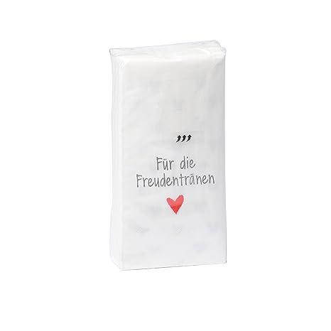 in due 10 x 10 Pañuelos (para la Alegría Tears Bodas, Bautizo