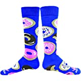 Red Lion Treats Donuts Athletic Knee High Socks