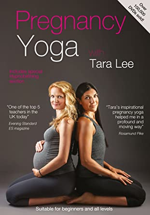 Pregnancy Yoga with Tara Lee [Reino Unido] [DVD]: Amazon.es ...