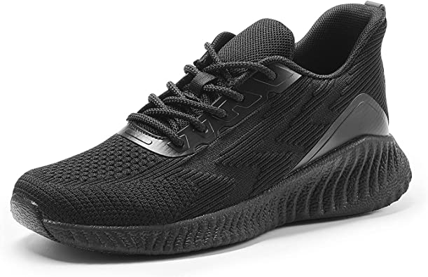 Womens Breathable Lace Up Running Shoes Tennis Walking Trainers Sports Sneakers