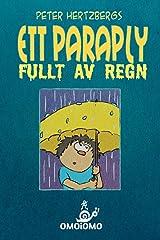 Ett paraply fullt av regn (Swedish Edition) Paperback