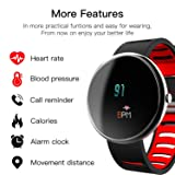 Fitness Tracker Activity Tracker with Heart Rate