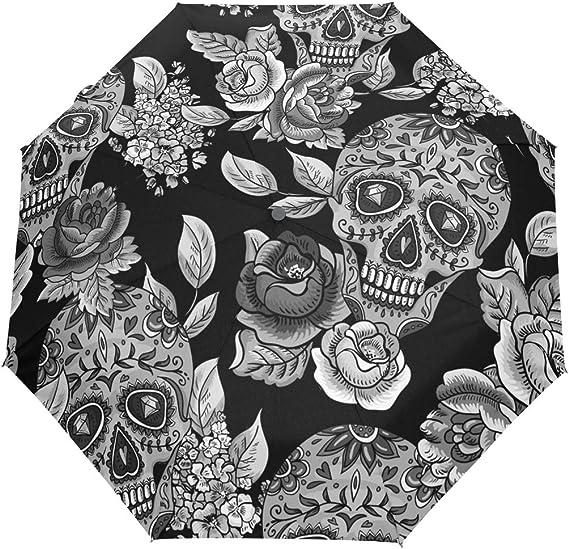 Acheter parapluie tete de mort online 13