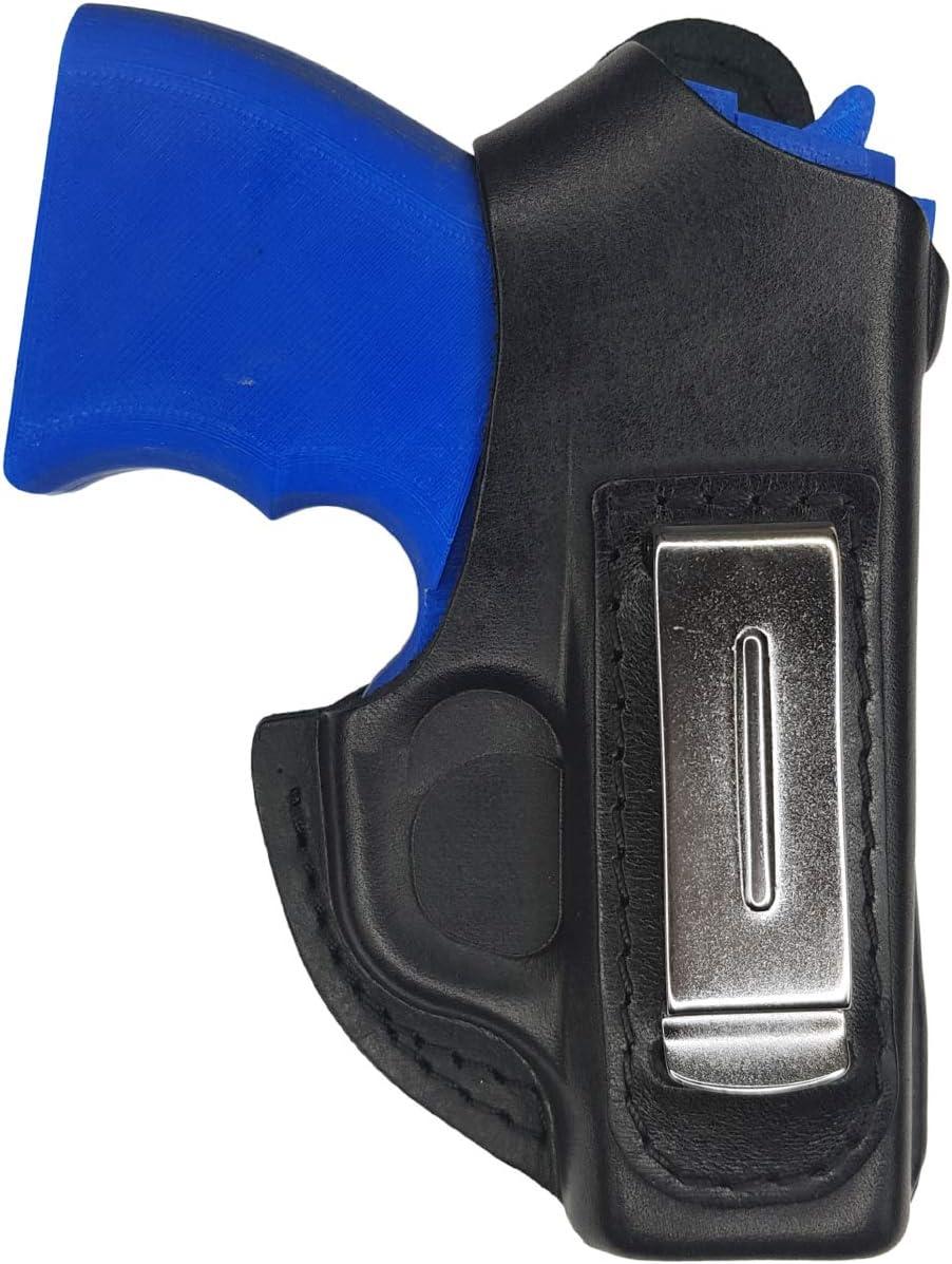 VlaMiTex IWB 1-1 Funda de pistola para cinturón, de cuero, para Zoraki 906