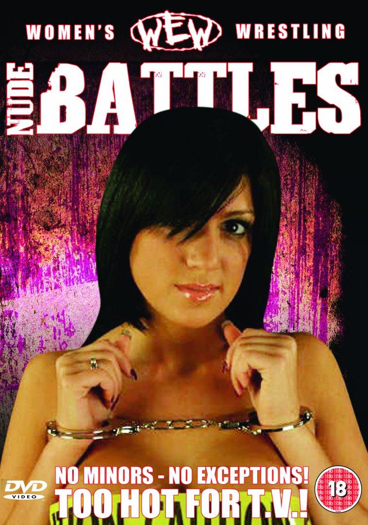 Womens Erotic Wrestling - Nude Battles [DVD]: Amazon.co.uk: Wew: DVD &  Blu-ray