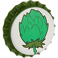 Tapones de botella de cerveza Corona–absorción de oxígeno para cerveza casera (Hop cono)