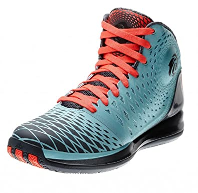 uk availability e926b b4a6d adidas Derrick D Rose 3.5 Zest Blue Pop Dark Onix G66477 Men s Basketball  Shoes