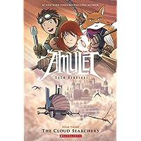 Amulet: The Cloud Searchers