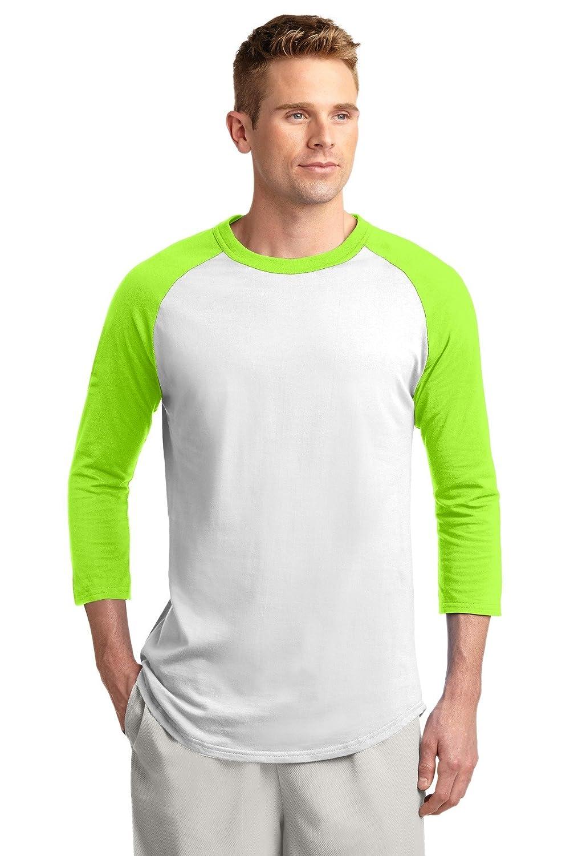 Sport-Tek/® Colorblock Raglan Jersey