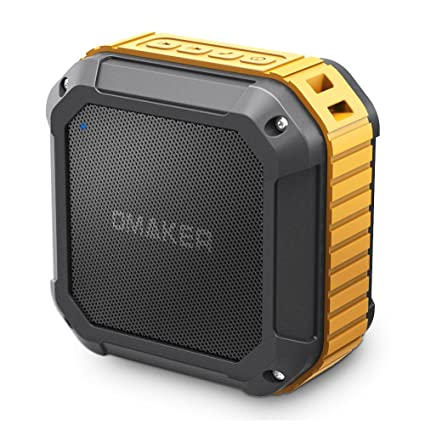 Amazon.com: Omaker M4 Portable Bluetooth 4.0 Speaker with 12 Hour ...