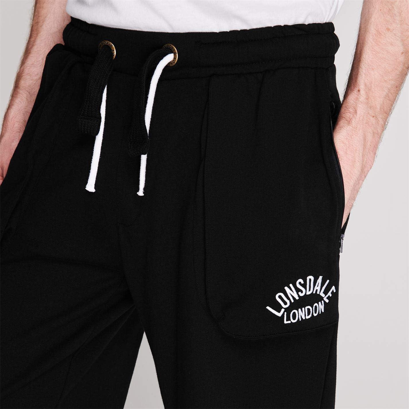 Lonsdale Hombre Boxing Pantalones Deportivos: Amazon.es: Ropa y ...