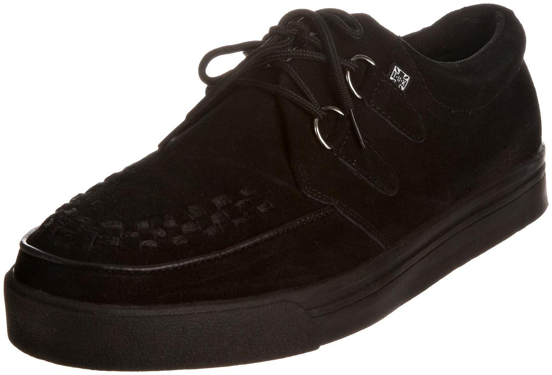 T.U.K. Unisex Creeper Sneaker B009XE3C6I US: Men's 3 M/ Women's 5 M|Black