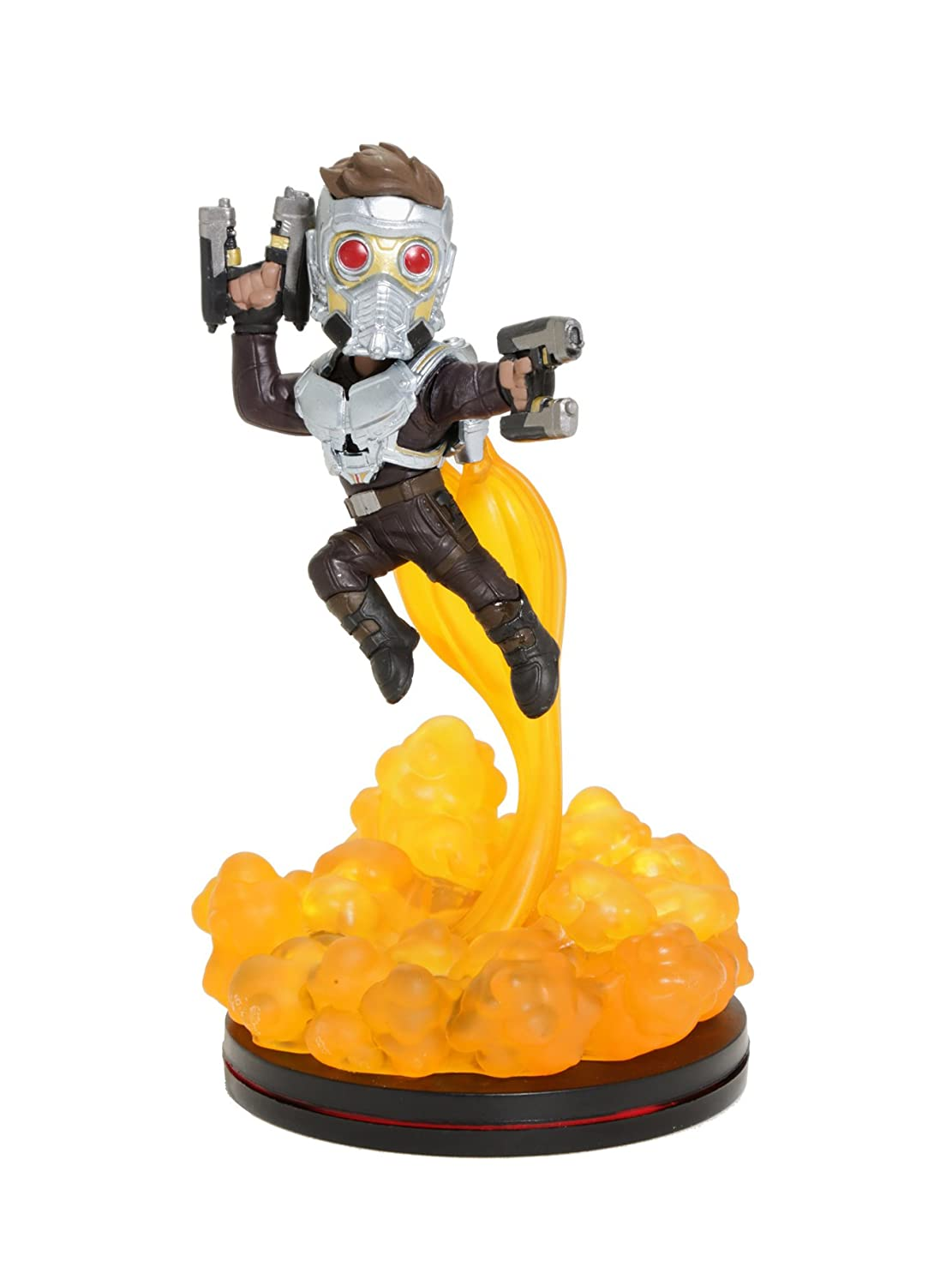 Quantum Mechanix Marvel's Guardians of the Galaxy Vol.2 Star-Lord Qmx Q-Fig Max Action Figure Loot Crate DX May 2017 Abysse Corp_FIGQMX025