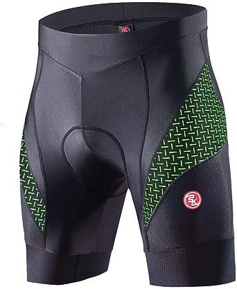 Men Cycling Shorts Padded Bike Riding Half Pants Bicycle Biking Tights Underwear