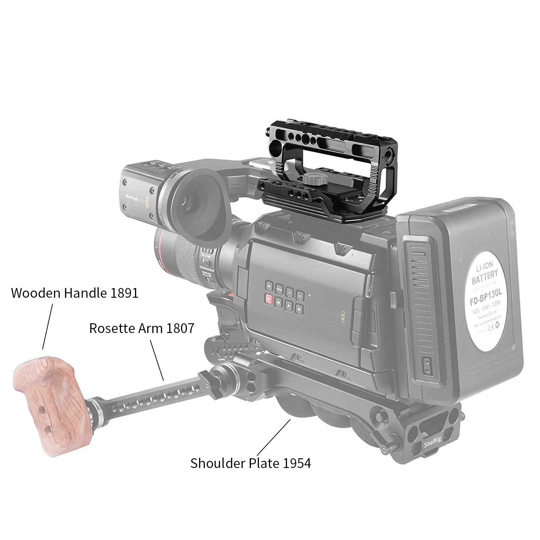 SMALLRIG BMMCC//BMMSC Cage pour Blackmagic Micro Cinema Camera et Blackmagic Micro Studio Camera 1773