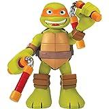 Teenage Mutant Ninja Turtles Pre-Cool Half Shell Heroes 6 Inch Michelangelo Talking Turtles Figure