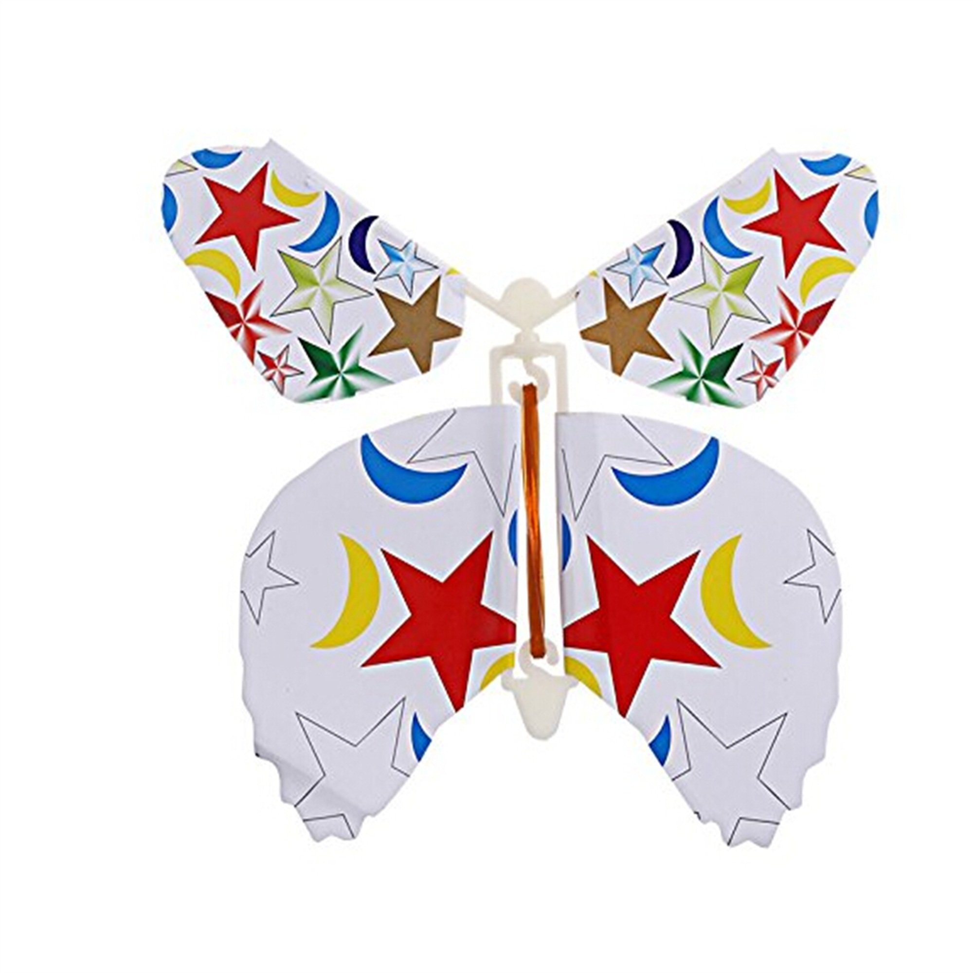 Gmai Flying Butterfly - Classic Wedding Wind Up Swallowtail Butterfly - Close Up Children's Magic Set Of by Gmai (Image #4)