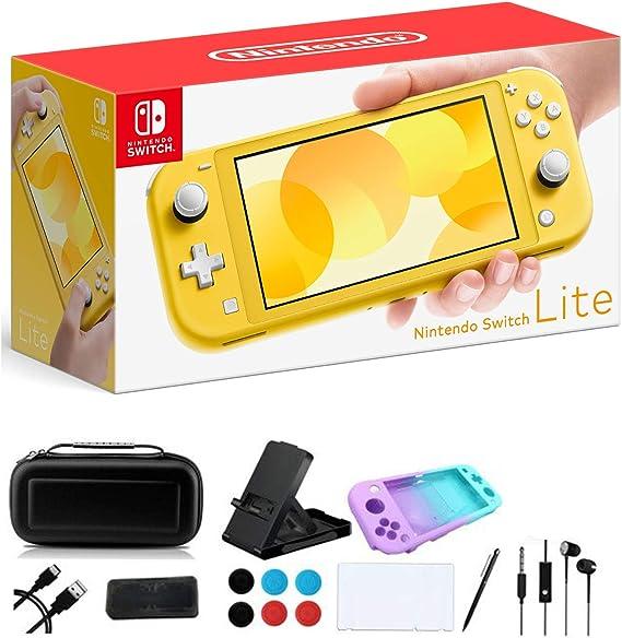 2020 Nintendo Switch Lite 4 colores a elegir: Amazon.es: Electrónica