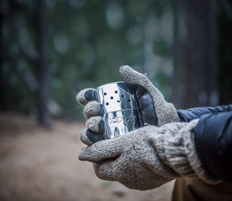 Zippo Refillable Hand Warmers Renewed