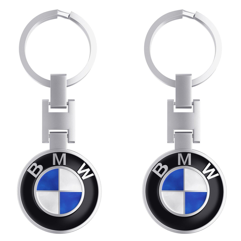 Chevrolet Car Logo Key Chain Ring Fob Metal Key Ring Stainless Polished