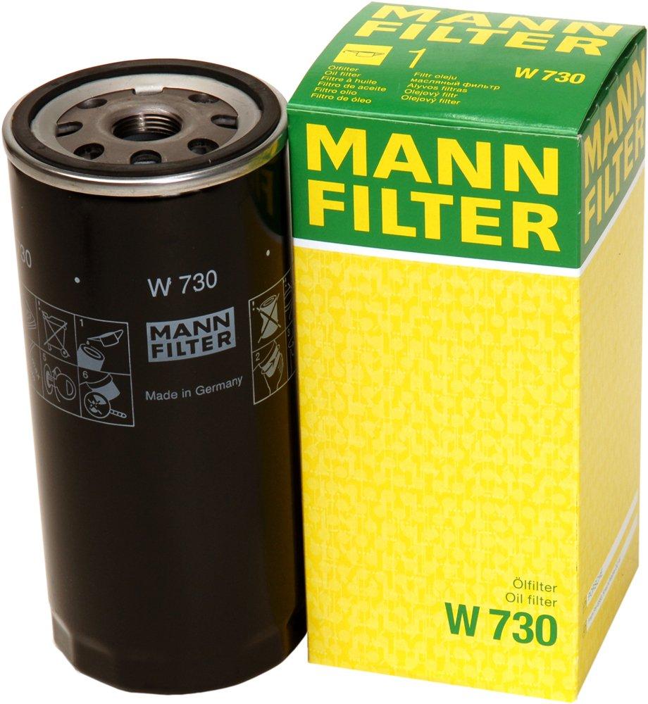 Mann-Filter W 730 Spin-on Oil Filter