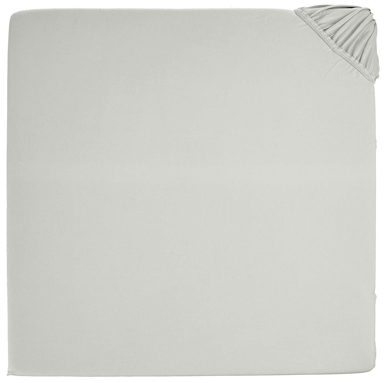 Bianco 200x85x22 cm Corredocasa 049IT Coprimaterasso Antiacaro con Angoli Singolo Cotone