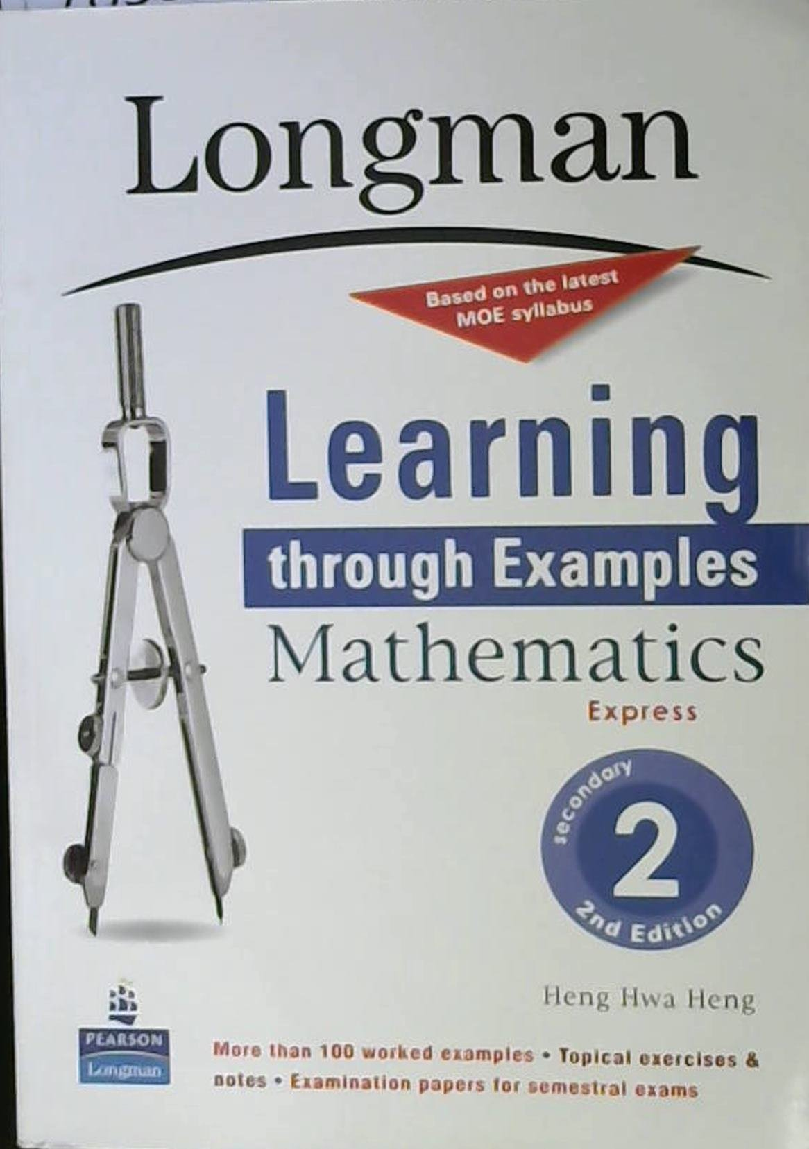 Learning Through Examples Mathematics Secondary 2 2nd
