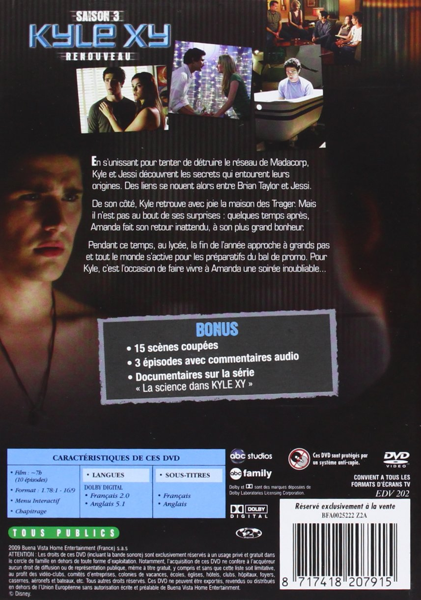 download kyle xy saison 3 french torrent
