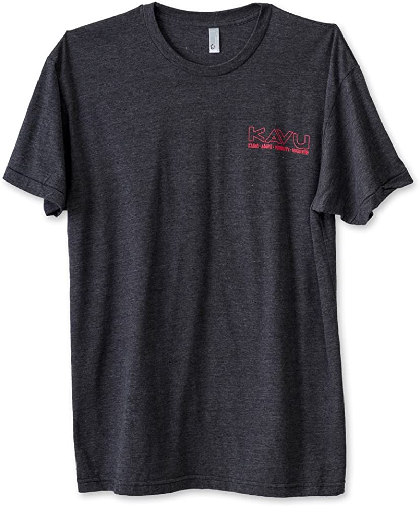 KAVU Scenic Byway Mens T Shirts