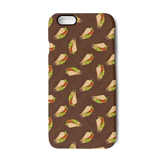 78f6964205 Amazon.com: Mexican Taco iPhone 6/6s/6plus/6s Plus/7/7 Plus/8/8 Plus ...