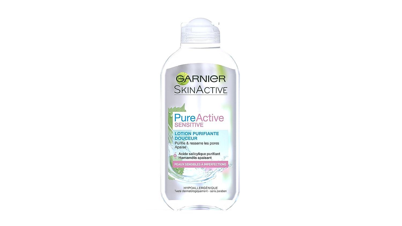 Garnier Skin Active Pure Active Sensitive Loción Purifiante Douceur 200ML 3600542008679