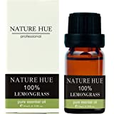 Lemongrass Essential Oil. 10 ml. 100% Pure, Undiluted, Therapeutic Grade.