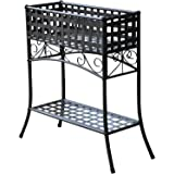 Iron Outdoor/Indoor Plant Stand