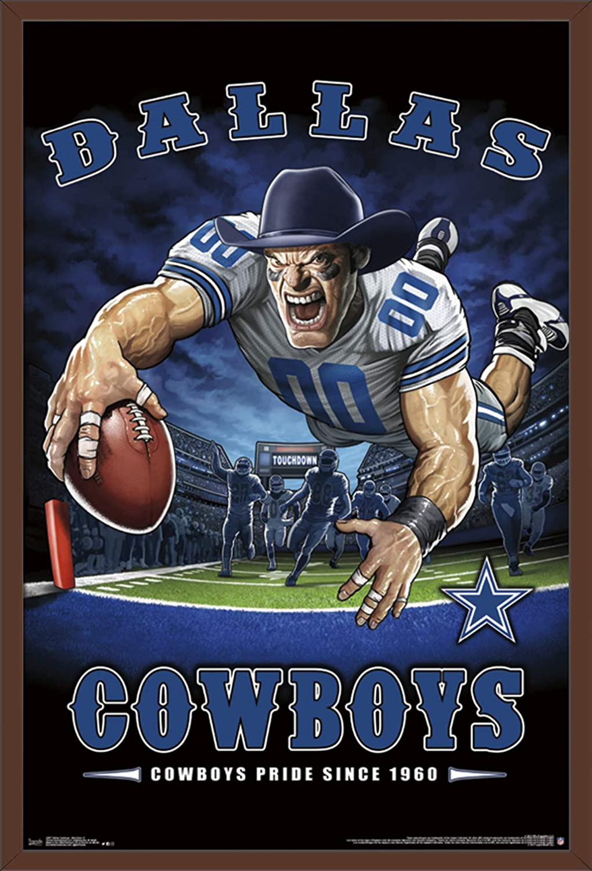 Dallas Cowboys Dez Bryant poster wall decoration photo print 24x24 inches