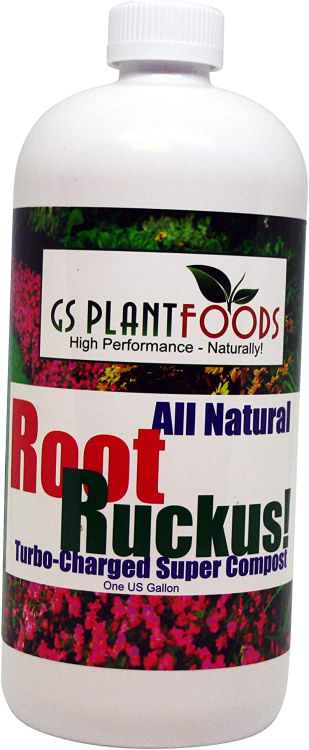 Root Ruckus! Turbo Charged Liquid Compost 1 Quart Concentrate