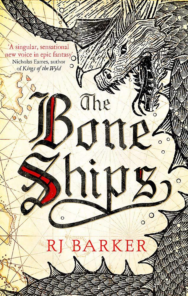 The Bone Ships: Winner of the Holdstock Award for Best Fantasy Novel (The  Tide Child Trilogy): Amazon.co.uk: Barker, RJ: 9780356511832: Books