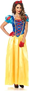 Leg Avenue Womenu0027s Classic Snow White  sc 1 st  Amazon.com & Amazon.com: California Costumes Womenu0027s Snow White Costume: Clothing